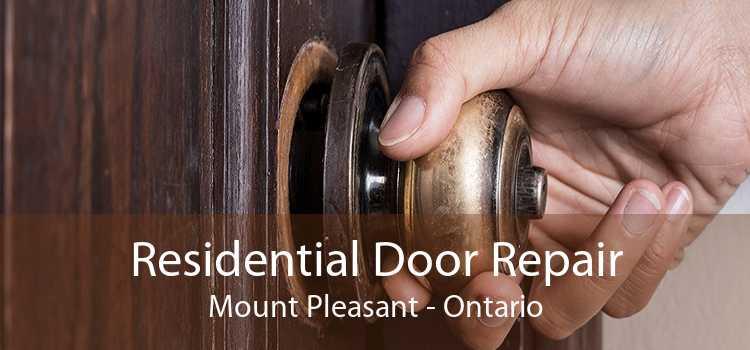 Residential Door Repair Mount Pleasant - Ontario