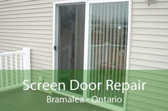 Screen Door Repair Bramalea - Ontario