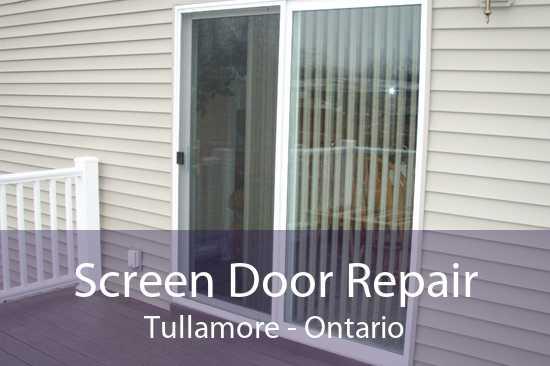 Screen Door Repair Tullamore - Ontario