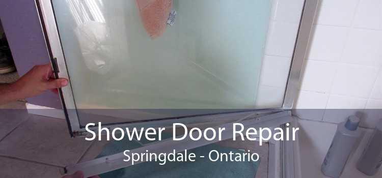 Shower Door Repair Springdale - Ontario