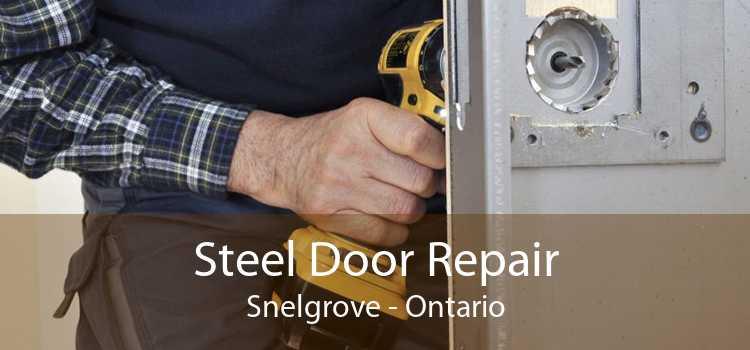 Steel Door Repair Snelgrove - Ontario