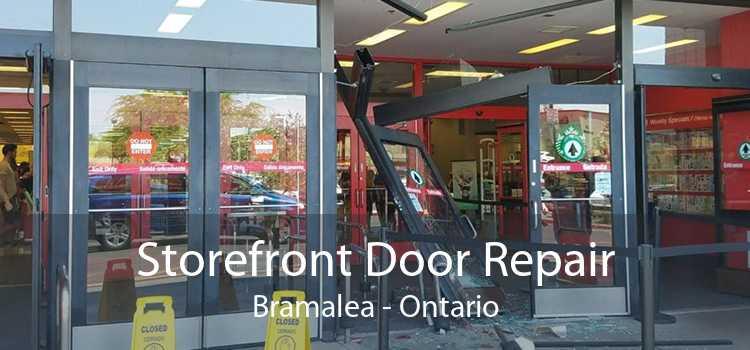 Storefront Door Repair Bramalea - Ontario