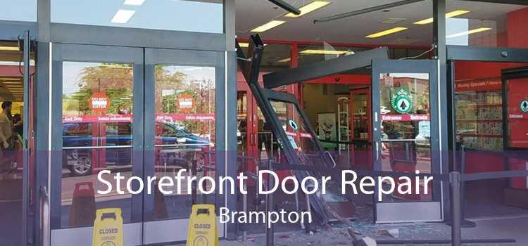 Storefront Door Repair Brampton