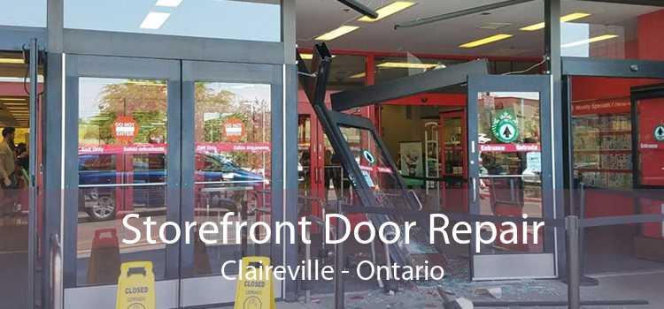 Storefront Door Repair Claireville - Ontario