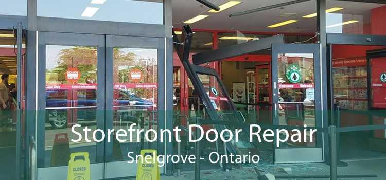 Storefront Door Repair Snelgrove - Ontario