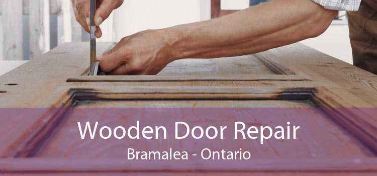 Wooden Door Repair Bramalea - Ontario