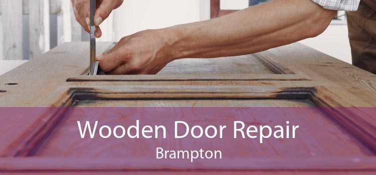Wooden Door Repair Brampton