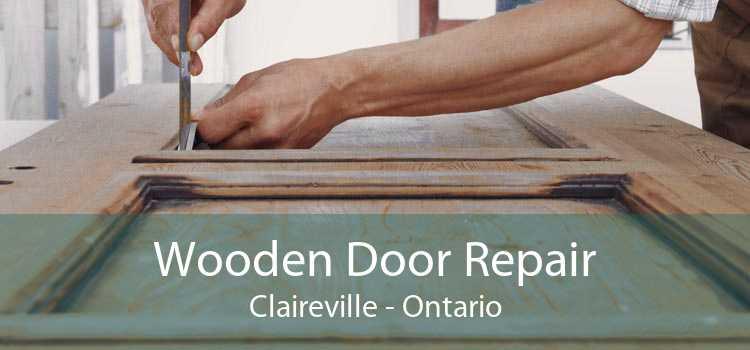 Wooden Door Repair Claireville - Ontario