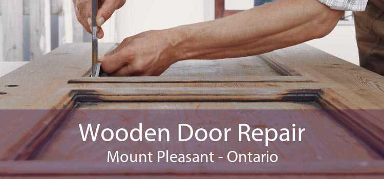 Wooden Door Repair Mount Pleasant - Ontario